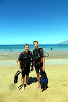 16-Mar-17 Wailea Point Scuba Tour Peter and Derek Enns (Blaze)