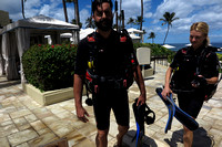 17-Aug-17 Wailea POint Scuba Tour Sean and Jackie-Faires (Blaze)