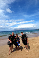 28-Oct-16 Wailea Point Scuba Tour Aaron McLaughlin (Blaze)